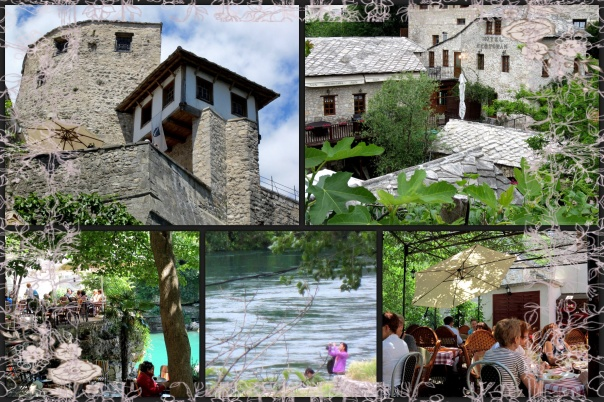 Picturesque Mostar