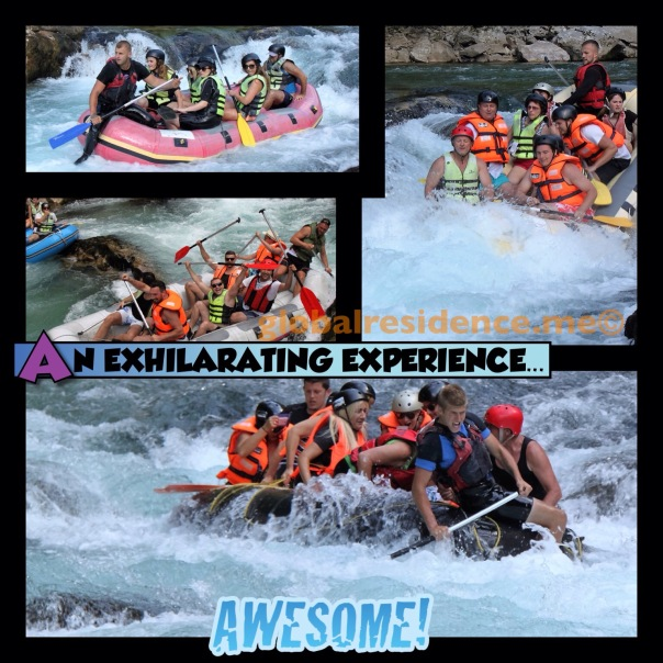 The Rafting Experience