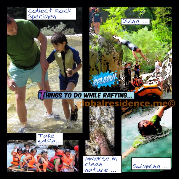 ToDo List for Rafting!